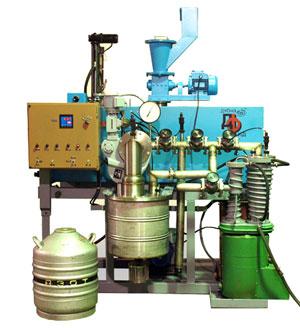 Установка для утилизации отходов, содержащих ртуть, УРЛ-2